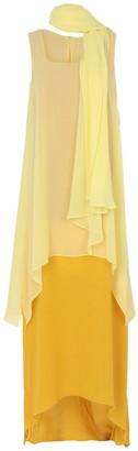 IVAN MONTESI 3/4 length dresses