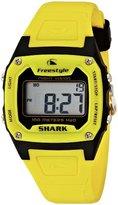 Freestyle Unisex FS80987 Shark Black and Yellow Polyurethane Watch