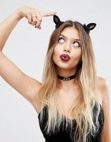 Asos Halloween Cat Hair Clips