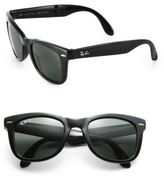 Ray-Ban Folding Square Wayfarer Sunglasses