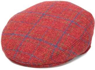 Etro plaid flat cap