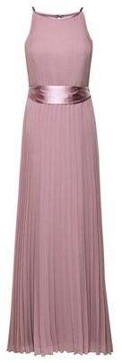 Dorothy Perkins Womens Showcase Petite Dark Rose 'Lucy' Maxi Dress