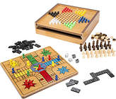 Hey! Play! 7-in-1 Combo Game Set