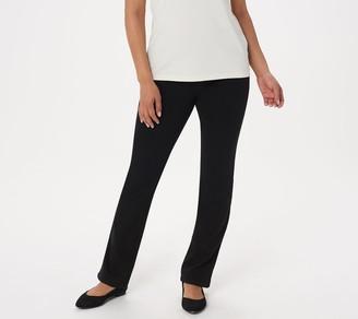 Belle By Kim Gravel Tall Flexibelle Boot-Cut Jeans