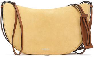Michael Kors Suede Shoulder Bag