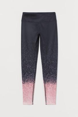 H&M Sports Leggings - Pink