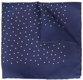 Lanvin dot panel pocket handkerchief