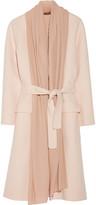 Bottega Veneta Felted cashmere coat