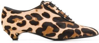 Laurence Dacade leopard print pump
