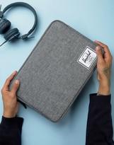 Herschel Anchor 13 Laptop & iPad Pro Sleeve In Charcoal