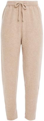 Nanushka Brushed Wool-blend Track Pants