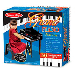 Melissa & Doug Melissa Doug Grand Piano