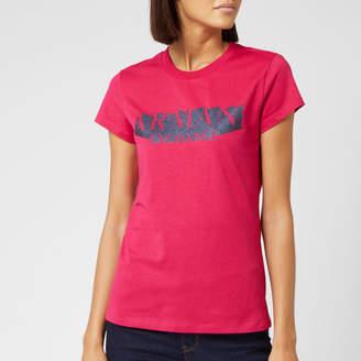 Armani Exchange Women's Logo T-Shirt