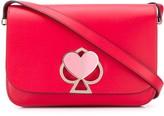 Kate Spade heart spade shoulder bag