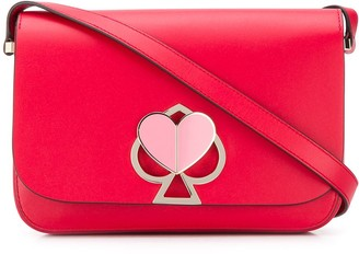 Kate Spade heart spade shoulder bag
