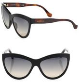 Balenciaga 60MM Cat Eye Sunglasses