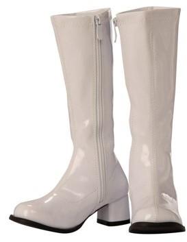 Rubie's Costume Co Child GoGo Boot White Halloween Costume Accessory
