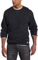 Russell Athletic Men's Big-Tall Long Sleeve Fleece Crew Sweatshirt
