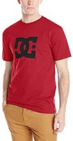 DC Men's Star Short Sleeve Logo T-Shirt