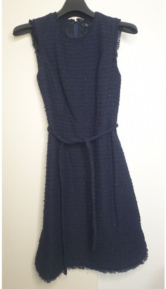 Brooks Brothers Navy Cotton Dress for Women
