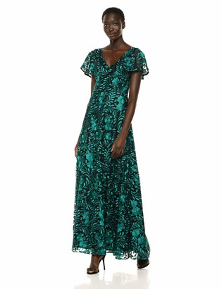 Carmen Marc Valvo Women's Evening Gown