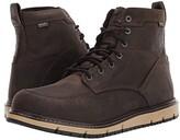 Keen 6 San Jose Waterproof Soft Toe (Cascade Brown) Men's Work Boots