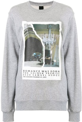 Romance Was Born The Golden Promise #1 sweatshirt