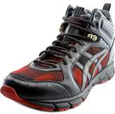 Onitsuka Tiger by Asics Harandia Mt Round Toe Leather Sneakers.