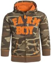 Farm Boy Full-Zip Printed Hoodie (For Little Boys)