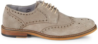 Kenneth Cole Leather Derby Brogues
