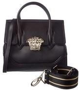 Versace Palazzo Empire Medium Leather Satchel.