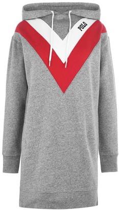 Polo Ralph Lauren Sweatshirt Hoodie Dress