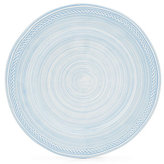 Daniel Cremieux Rope-Embossed Earthenware Salad Plate