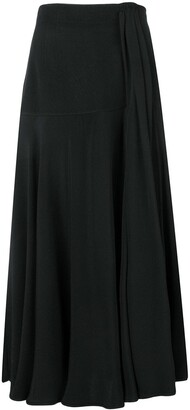 Valentino Pre-Owned 1980's High Rise Skirt