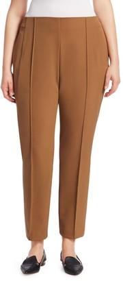 Lafayette 148 New York, Plus Size Acclaimed Stretch Gramercy Pants