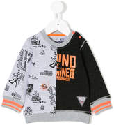 Vingino multi-printed sweatshirt