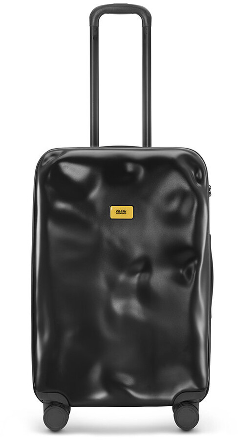 CRASH BAGGAGE Icon Suitcase - Black - Medium