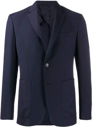 Pal Zileri fitted single breasted blazer