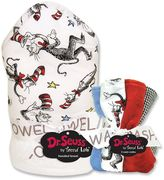 "Trend Lab Dr. Seuss ""Cat in the Hat"" 6-pc. Hooded Towel & Washcloth Bouquet Set by"