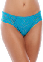 Chantelle Illusion Low-Rise Lace Thong