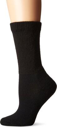 Thorlo Thorlos Women's HPXW Diabetic Thick Padded Crew Sock