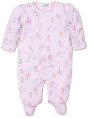 Kissy Kissy Unicorn Magic Printed Pima Footie Playsuit, Size Newborn-9 Months