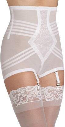 Rago Women's Hi Waist Brief Panty