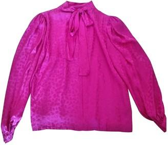 Jacques Fath Silk Top for Women Vintage
