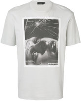 Jil Sander photo print T-shirt