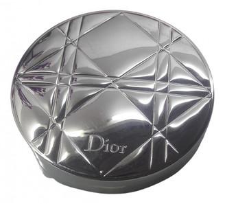 Christian Dior Silver Metal Home decor