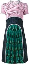 Mary Katrantzou 'Vitriol' dress - women - Silk/Polyamide/Polyester/Triacetate - 12