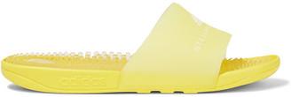 adidas by Stella McCartney Adissage Logo-print Rubber Slides