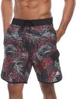 adidas Men's Tri Palms Microfiber Volley Shorts