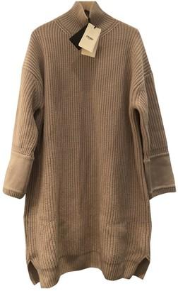 Fendi Purple Cashmere Knitwear